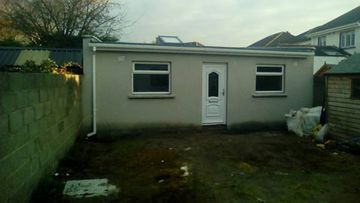 shed in lucan